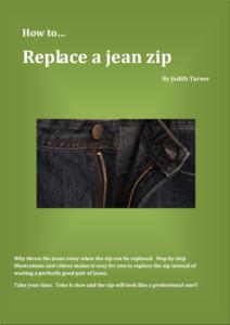 eBook cover jean zip